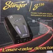 Автомобильный лазер-радар-деректор