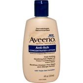 Aveeno Концентрир. лосьон против зуда ветрянки, аллергии, дерматита 118мл