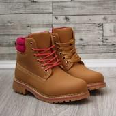 Женские ботиночки зима