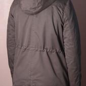 Демисезонная, зимняя куртка-парка  Divided by H&M , р.S/38