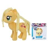 Мягкая игрушка пони Эплджек 13см Hasbro