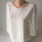 новая женская блуза белая
