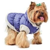 Жилет, куртка двухсторонняя  Bonjour (Бонжур) марки Pet Fashion, размеры: m, s, xs2, xs