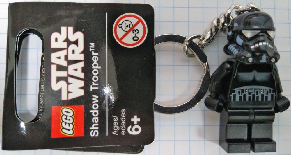 Lego Star Wars Брелок Воин тени 852349 фото №1