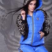 Теплый женский костюм 42-44 р