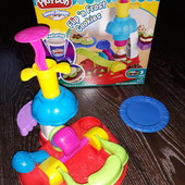 Play Doh Flip n frost cookies Фабрика печенья