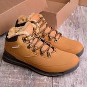 Зимние спортивные мужские ботинки