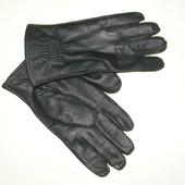 Перчатки кожаные мужские Romania