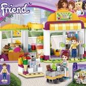 "Конструктор Lele 37012 ""Friends"",318 дет. Супермаркет"