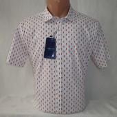Распродажа! Мужская рубашка с коротким рукавом Piazza Italia. Разные цвета.