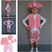 Детский карнавальный новогодний костюм Хрюша