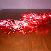 Классные светящиеся очки, Spider man