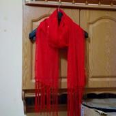 Красивый шарф - шаль
