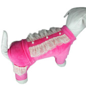 Велюровые костюмчики для собак Dogs Bomba