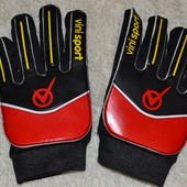 Перчатки вратаря  С-ка ( 18см)