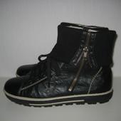 Зимние ботинки Rieker 39р 25-25,5см Идеал