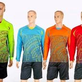 Форма футбольного вратаря с шортами Light CO-024 (вратарская форма): 4 цвета, размер l-2xl