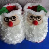 Тапочки Дед Мороз (40-41)
