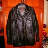 Продам кожаную куртку Marlboro