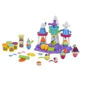 Игровой набор для творчества Замок мороженого Play-Doh Hasbro!