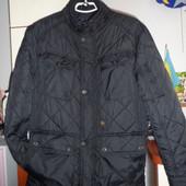 Стильная теплая  куртка 48-50р