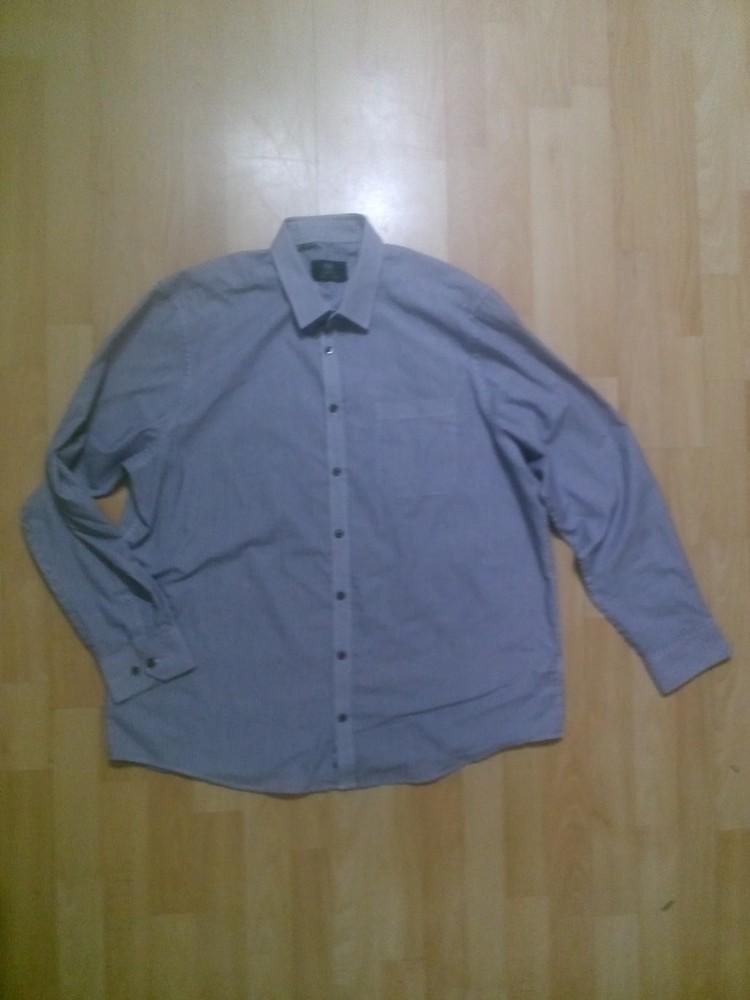 Фирменная рубашка l-xl фото №1