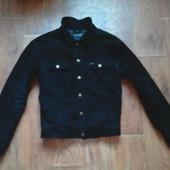 Вельветовая куртка-пиджак утепленная М