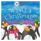 Книга Whats A Christmas