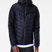 Куртка с декоративной змейкой 2 цвета 44~50 (2з