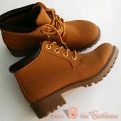 Стильные демисезонные ботинки от Atmosphere,как Timberland США