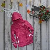 4-6 лет Куртка - дождевик на флисе  Lupilu