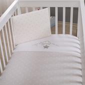 Набор постельного белья Big Dream (3 предмета) Funna Baby 9373 Турция бежевый 12126049