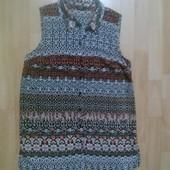 Фирменная блузка M