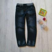 10-11 лет Моднявые джинсы Denim