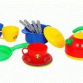 Набор детской посуды Маринка 5  16 предметов от Технок