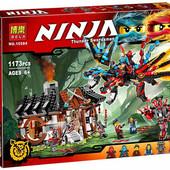 Конструктор Bela Ninja 10584 Кузница Дракона ,1173 дет.