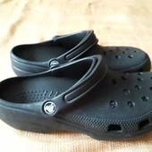 Кроксы оригинал Crocs р.38-24.5см.
