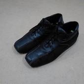 Кожаные туфли мокасины Medicus ортопедические