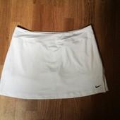 Nike оригинал новая спортивная юбка-шорты р XL