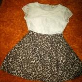 Нарядное платье Next 5лет(110см)!