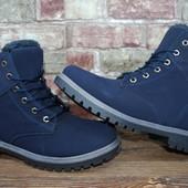 Зимние мужские ботинки Timberland, недорого
