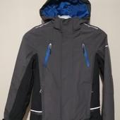 р.146-152, отличная термо-куртка