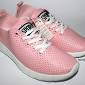 Стильные женские кроссовки, размеры 36,37,38 ( 23см;23,5см;24см)