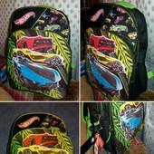 Рюкзак портфель Hot Weels
