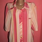 рубашка блуза большой р-р(20) бренд Moda