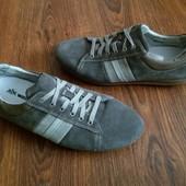 Кожаные туфли Walbusch 44р.