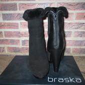 зимние ботинки braska