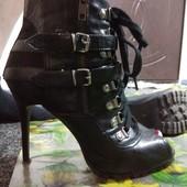 Ботинки, ботиночки, батальйоны 25см