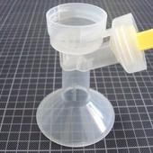 Medela новая насадка-коннектор для электромолокоотсоса