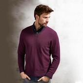 пуловер с Vобразным вырезом.ТСМ.чибо.германия.М